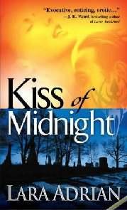 O Beijo da Meia-noite (A Kiss of Midnight) - Lara Adrian