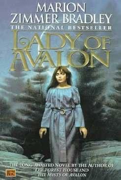 A Senhora de Avalon (Lady of Avalon) - Marion Zimmer Bradley