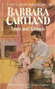 A Cobiçada Lady Lindsey (Love and Kisses) - Barbara Cartland