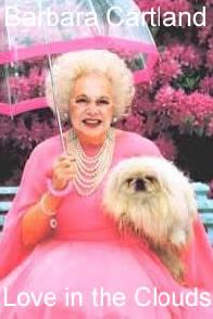 Uma Orquídea para Chandra (Love in the Clouds) - Barbara Cartland