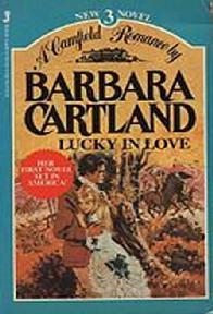 Um Beijo Roubado (Lucky in Love) - Barbara Cartland