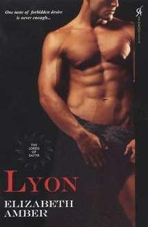 Os Lordes Sátiros: Lyon- Elizabeth Amber