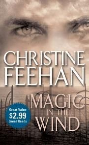 Magia ao vento (Magic in the Wind) - Christine Feehan