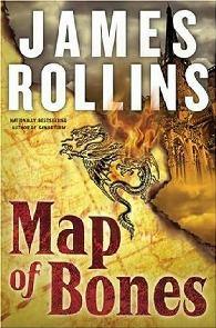 O Mapa dos Ossos (Map of Bones) - James Rollins
