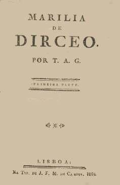 Marília de Dirceu - Tomás Antônio Gonzaga
