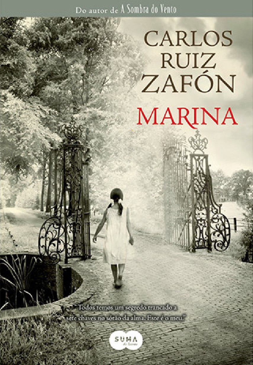 Marina - Carlos Ruiz Zafon | Livros Grátis