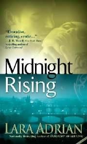 Ascensão à Meia-noite (Midnight Rising) - Lara Adrian