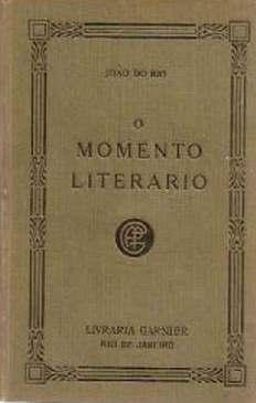 Momento literário - João do Rio