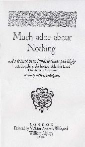 Muito Barulho Por Nada (Much Ado About Nothing) - William Shakespeare