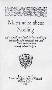 Muito Barulho Por Nada (Much Ado About Nothing) - William Shakespeare