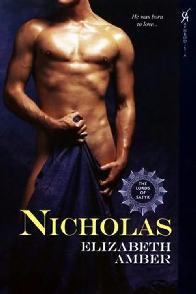 Os Lordes Sátiros: Nicholas - Elizabeth Amber