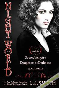 Night world: Secret Vampire - Lisa Jane Smith