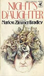 A Filha da Noite (Nights Daughter) - Marion Zimmer Bradley