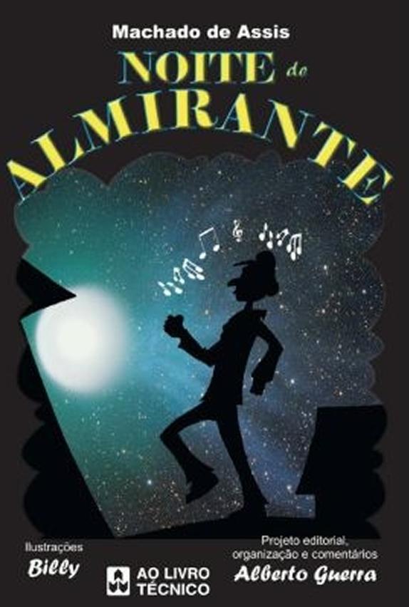 Noite de Almirante - Machado de Assis | Livros Grátis