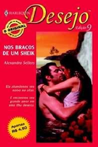 Nos Braços de Um Sheik - Alexandra Sellers