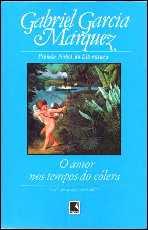 O Amor nos Tempos da Cólera - Gabriel Garcia Marques