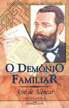O Demônio Familiar - José de Alencar