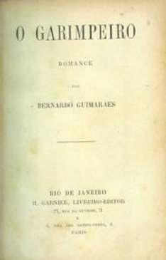O Garimpeiro - Bernardo Guimarães