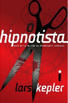 O Hipnotista - Lars Kepler