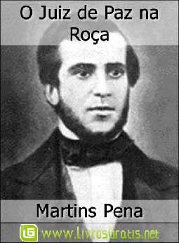 O Juiz de Paz na Roça - Martins Pena