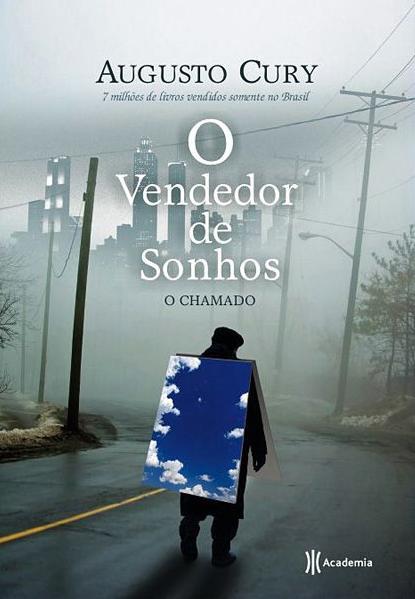 O Vendedor de Sonhos - Augusto Cury   Livros Grátis