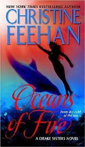 Oceanos de Fogo (Oceans of Fire) - Christine Feehan