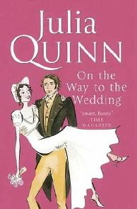 A Caminho do Casamento (On the Way to the Wedding) - Julia Quinn