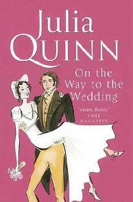 A Caminho do Casamento (On the Way to the Wedding) - Julia Quinn