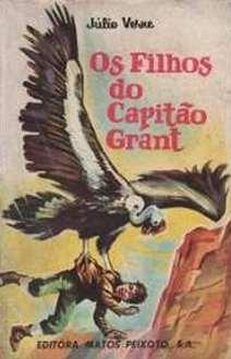 Os Filhos do Capitão Grant - Júlio Verne
