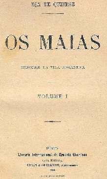 Os Maias (The Maias) - José Maria Eça de Queirós