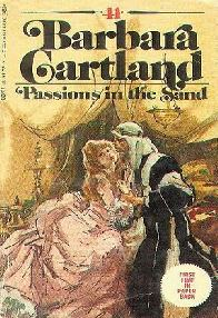 Paixão de Beduíno (Passions in the Sand) - Barbara Cartland