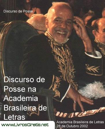 Discurso de Posse na Academia Brasileira de Letras - Paulo