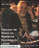 Discurso de Posse na Academia Brasileira de Letras