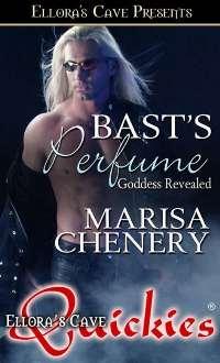 Perfume de Bast - Marisa Chenery