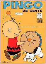 Pingo de Gente (Charlie Brown) - Edição 01 - Charles Schultz