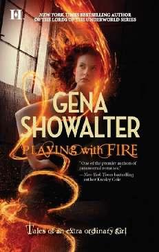 Brincando Com Fogo (Playing with Fire) - Gena Showalter