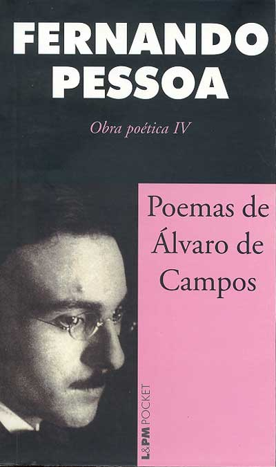 Poemas de Álvaro de Campos - Fernando Pessoa | Livros Grátis
