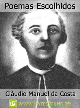 Poemas Escolhidos - Cláudio Manuel da Costa