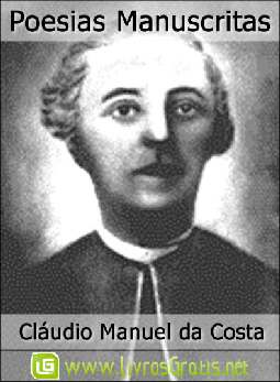 Poesias Manuscritas - Cláudio Manuel da Costa