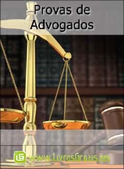 Provas de Advogados