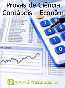Provas de Ciência Contábeis - Econôm
