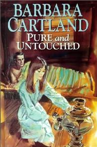 Pura como a Neve (Pure and Untouched) - Barbara Cartland