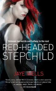 Sabina Kane: Red-Headed Stepchild - Jaye Wells