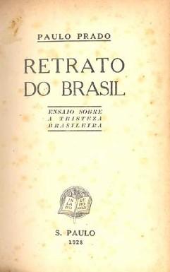 Retrato do Brasil - Paulo Prado