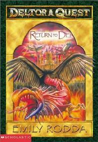 O Retorno a Del (Return to Del) - Emily Rodda