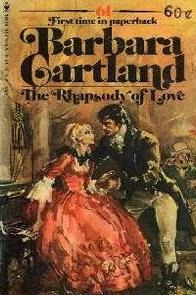 Rapsódia de amor (Rhapsody of Love) - Barbara Cartland