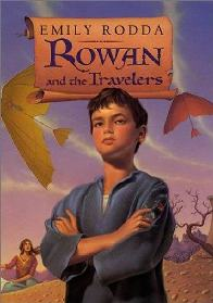 Rowan e os Viajantes (Rowan and the Travelers) - Emily Rodda