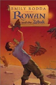 Rowan e os Zebak (Rowan and the Zebak) - Emily Rodda