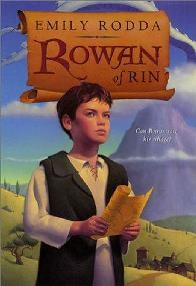 Rowan, o Guardião (Rowan of Rin) - Emily Rodda
