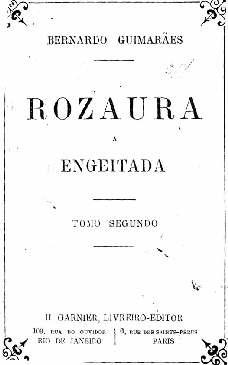 Rosaura, a Enjeitada - Bernardo Guimarães